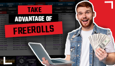 Freerolls - How to make money playing online poker